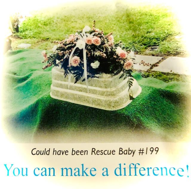 baby casket